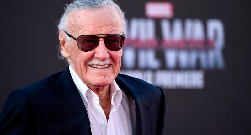 Los superhéroes lloran la muerte de Stan Lee, su creador