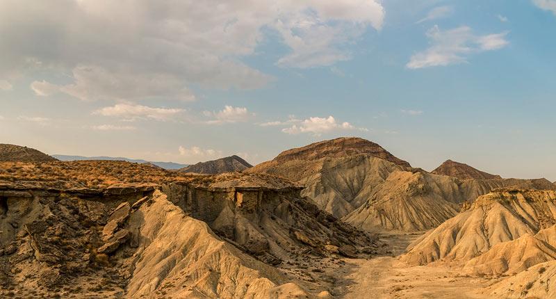 El desierto de Tabernas finalista de los European Film Location Award