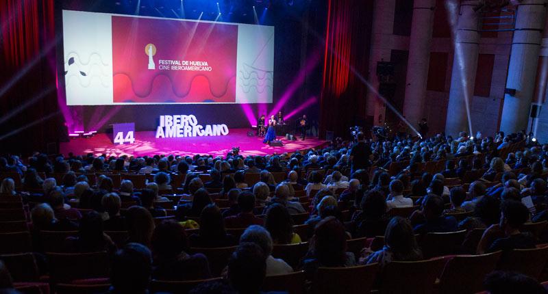 Comienza la 44 edición del Festival de Cine Iberoamericano de Huelva