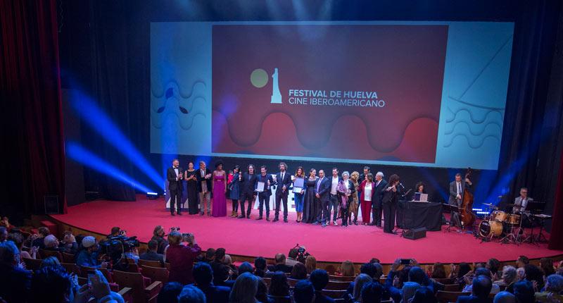 """Manuel H. Martín: """"Hemos cumplido con el objetivo de estabilizar el Festival de Cine de Huelva"""""""
