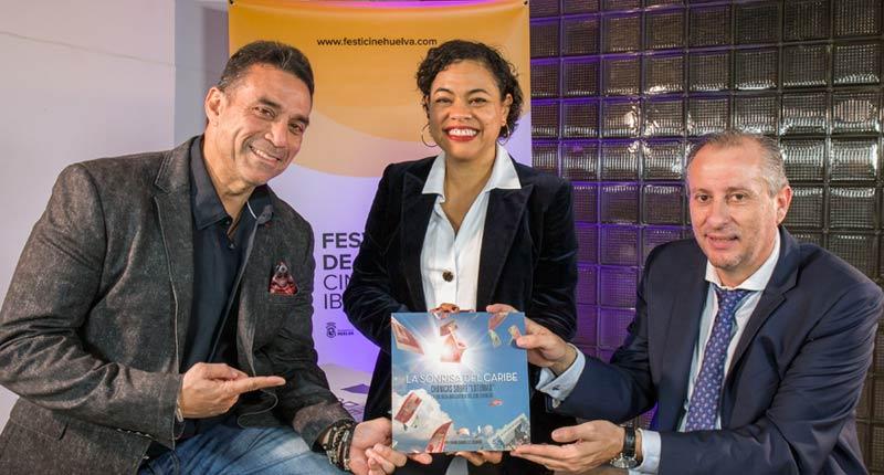 Fermín Cabanillas presenta en el Festival de Cine de Huelva su libro 'La sonrisa del Caribe'