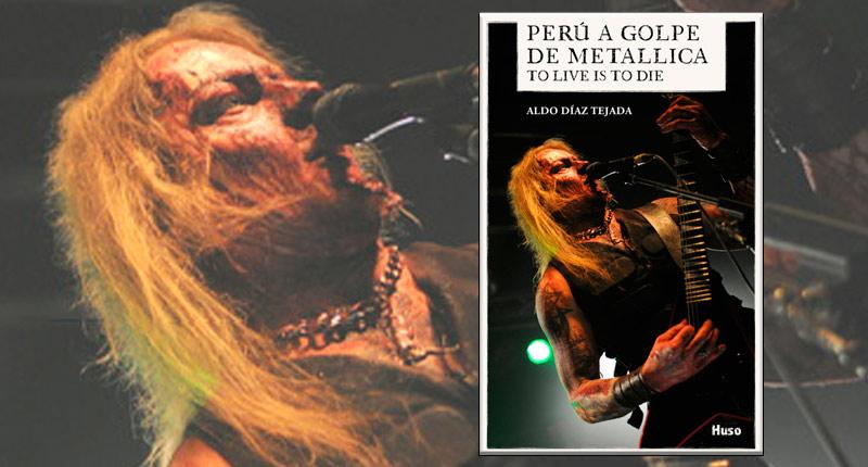 Aldo Díaz Tejada escribe 'Perú en clave de Metallica'