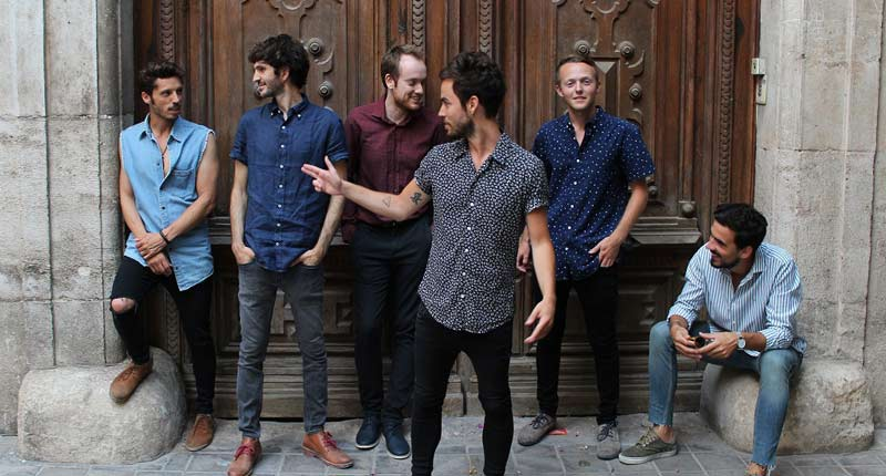 """Tirano: """"El grupo nace de nuestra necesidad de crear música"""""""
