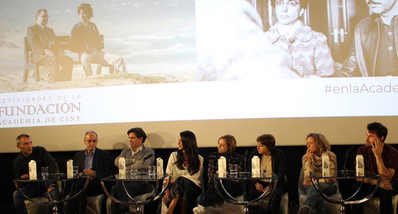 La Academia de Cine explora el papel de las nuevas series de televisión