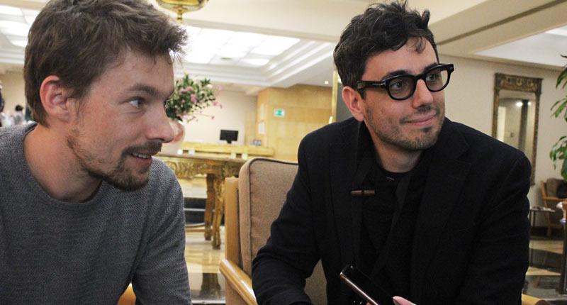 Nacho Ruipérez y Jan Cornet hablan sobre El desentierro