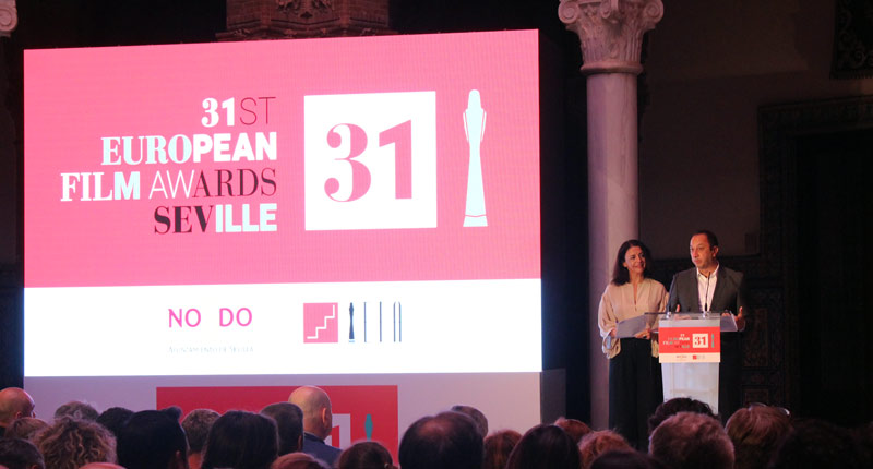 Los Premios de Cine Europeo 2018 anuncian sus nominaciones