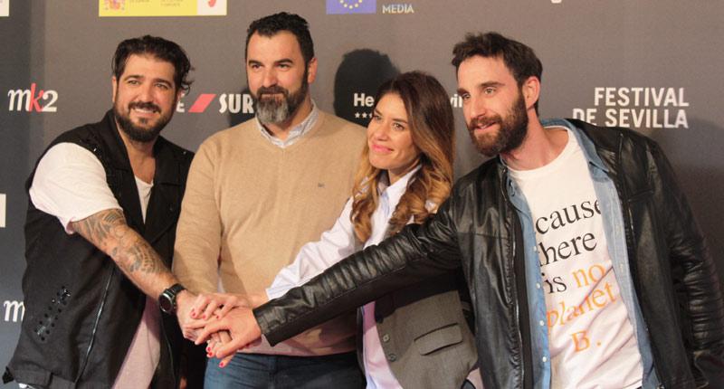 El Festival de Cine de Sevilla acoge el estreno de Todos los caminos
