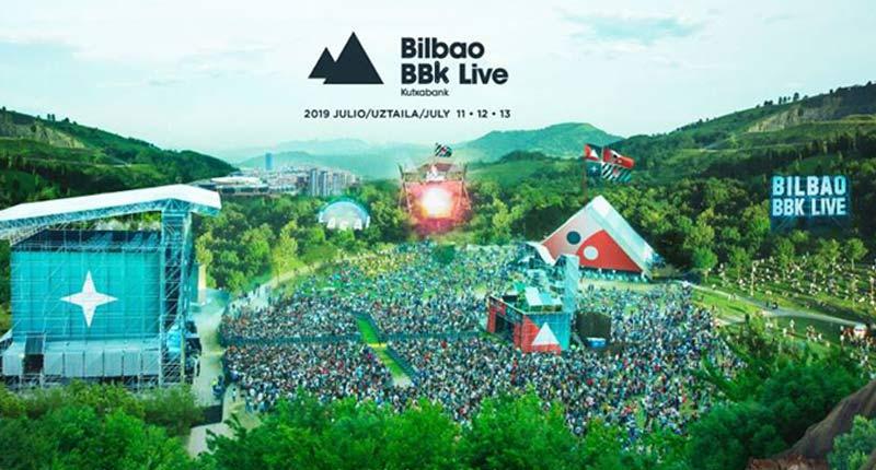 El festival BBK Live ofrece sus primeras confirmaciones