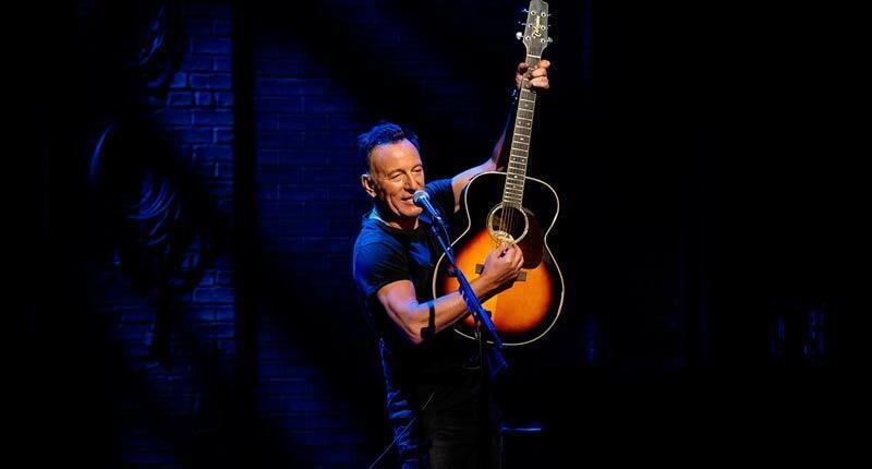 Springsteen on Broadway, Bruce íntimo