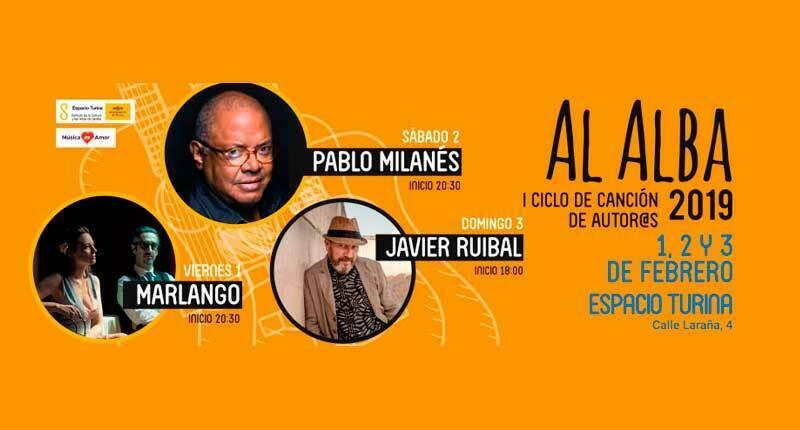 El ciclo de Música de Autor@ de Sevilla 'Al alba'' se celebra en febrero