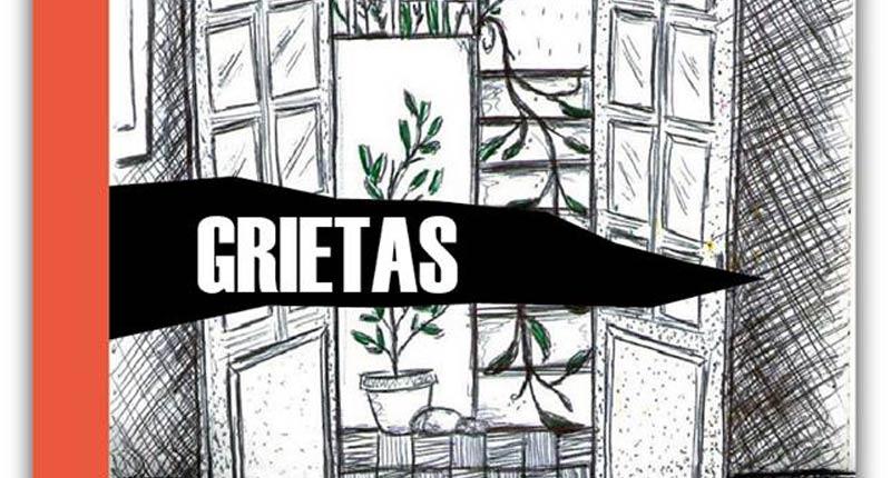 Valentín Gilardoni nos acerca al cuento con Grietas