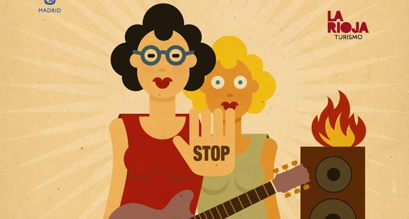 ¡Actuemos!: Concierto solidario contra la violencia de género