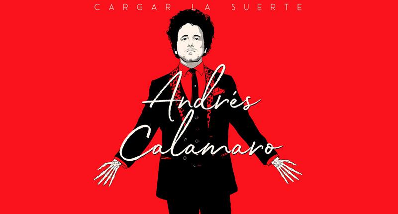 Andrés Calamaro, disco y gira por España