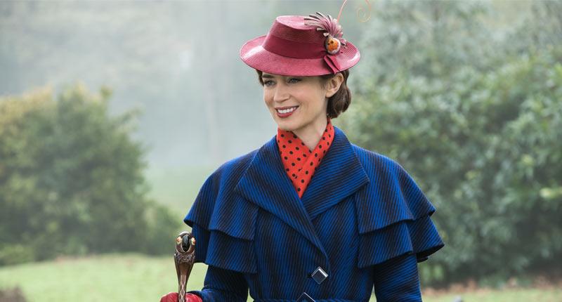 El regreso de Mary Poppins nos da otra oportunidad para ser felices