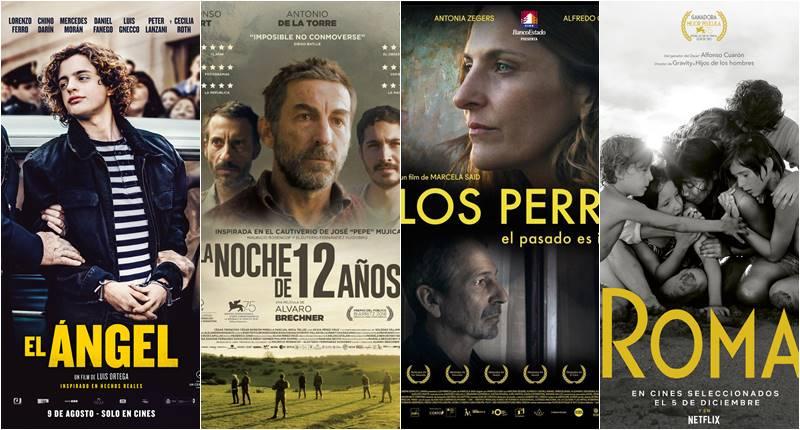 Sevilla acoge el encuentro con los nominados al Goya a Mejor Película Iberoamericana