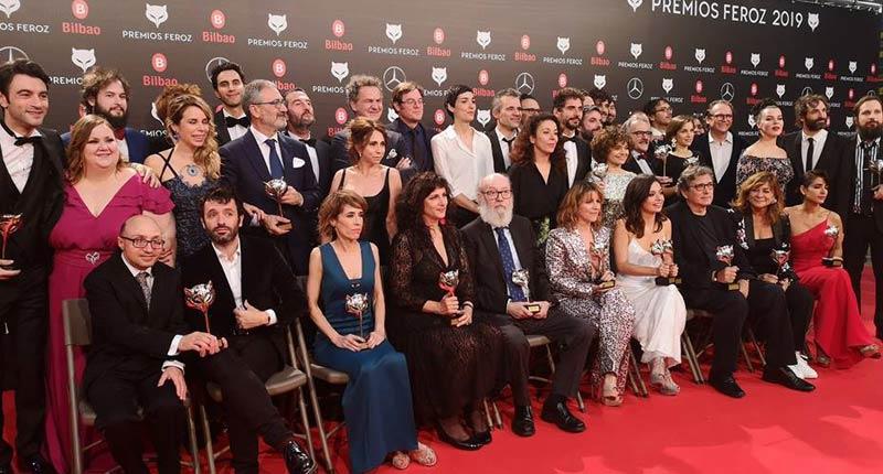 El reino triunfa los Premios Feroz 2019