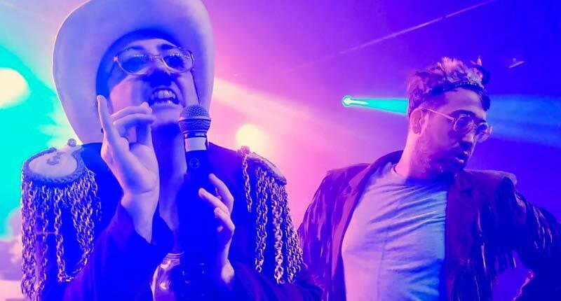 Ojete Calor presenta su nuevo single, 'Mocatriz'
