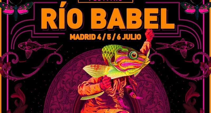 El Festival Río Babel completa su cartel para 2019