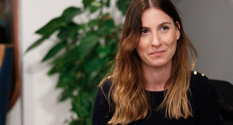 """Laura Hojman: """"Tierras Solares rompe los tópicos sobre Andalucía y Rubén Darío"""""""