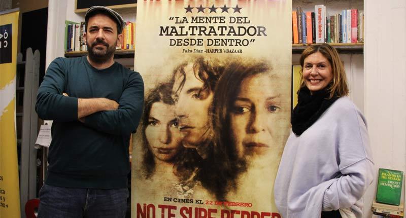 Manuel Benito y Marisol Membrillo nos acercan a No te supe perder