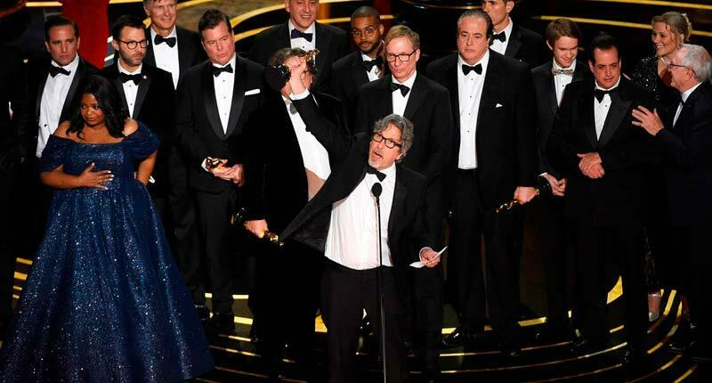 Green Book derrota a Roma en los Oscar 2019