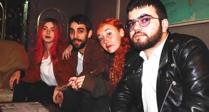 El happy rock de The Clods Band llega a MusicHunters