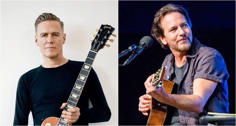 Bryan Adams y Eddie Vedder preparan su gira por España