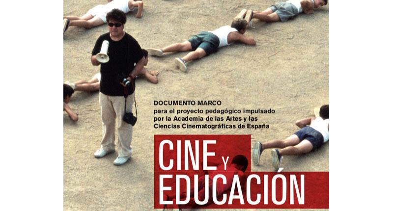 La Academia presenta el libro 'Cine y Educación'