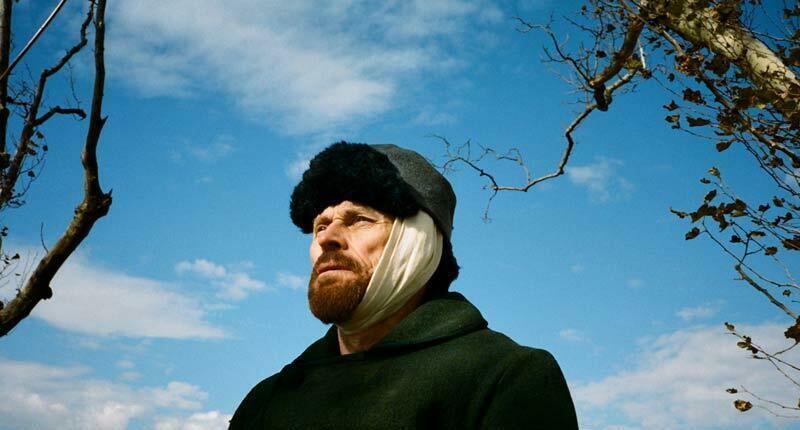 Estrenos: Willem Dafoe, nominado al Oscar 2019 y triunfador en Venecia, interpreta al pintor Van Gogh