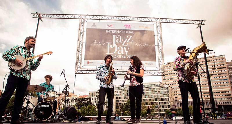 El International Jazz Day Madrid comienza su segunda edición este mes