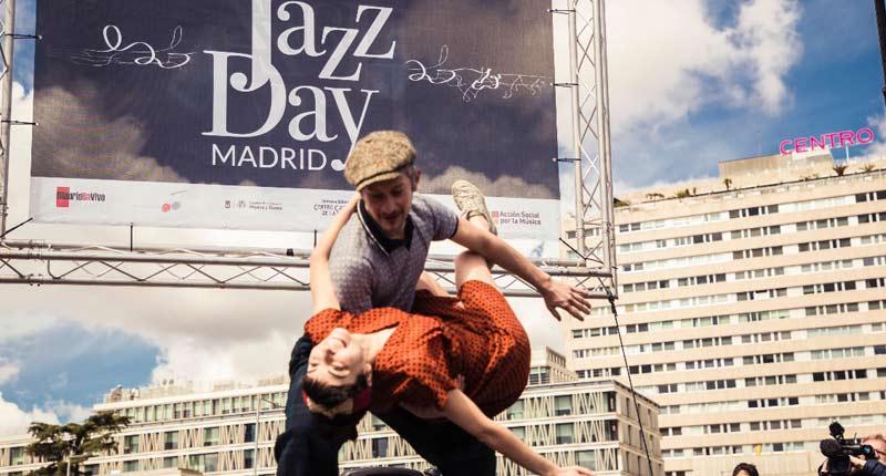 El International Jazz Day Madrid está organizado por la asociación de salas, La Noche en Vivo, y está promovido por el Ayuntamiento de Madrid.