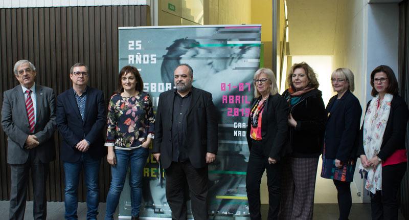 """El FIJR comienza su 25ª edición """"desbordando"""" Granada de cine"""