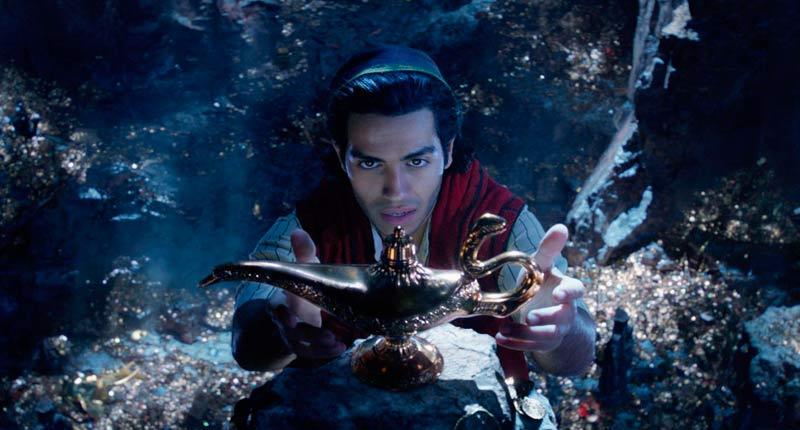 Estrenos: Aladdin regresa a las pantallas con una nueva revisión de Guy Ritchie