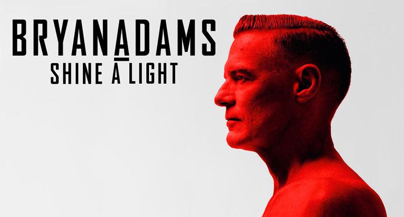 Hace unos días, en Gatrópolis informamos sobre la gira mundial que bajo el título Shine a Light viene realizando Bryan Adams.