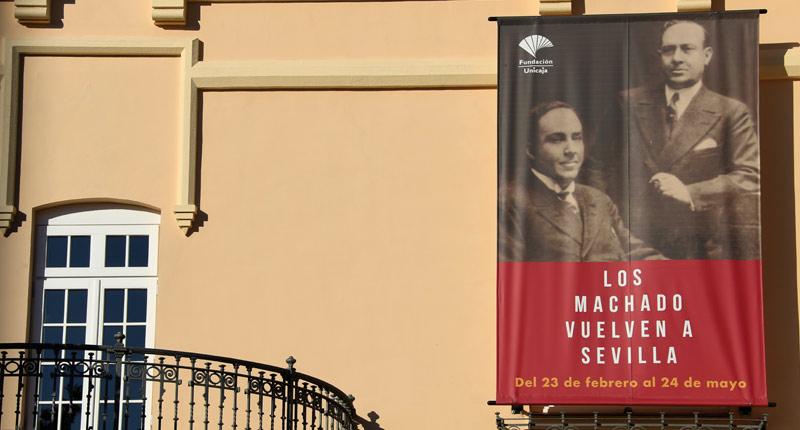 ...y los Machado volvieron a Sevilla