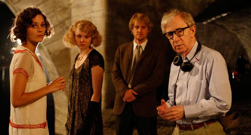 Woody Allen inicia en julio el rodaje de su nueva película