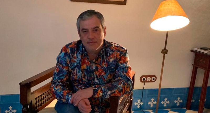 Jose Acevedo, un sevillano en Nueva York
