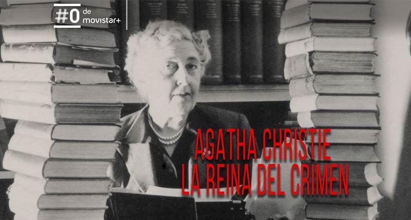 Agatha Christie, la reina del crimen, estreno de Movistar+