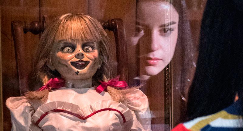 Estrenos: Annabelle regresa a la cartelera