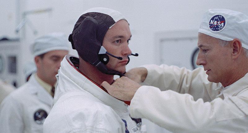 Apolo 11 consigue el cuarto mejor promedio por copia el día de su estreno