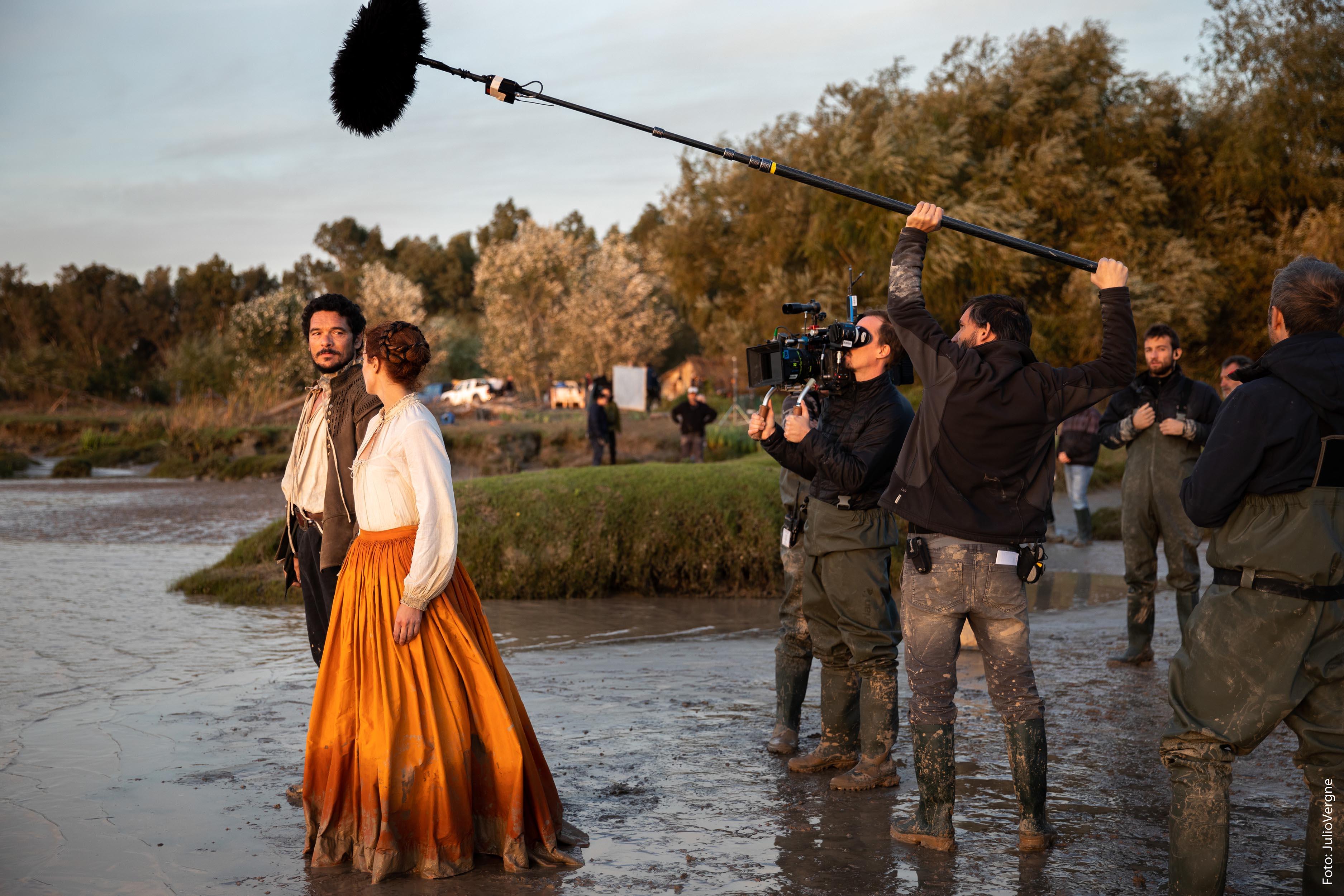 Se crea en Fibes un centro del cine andaluz