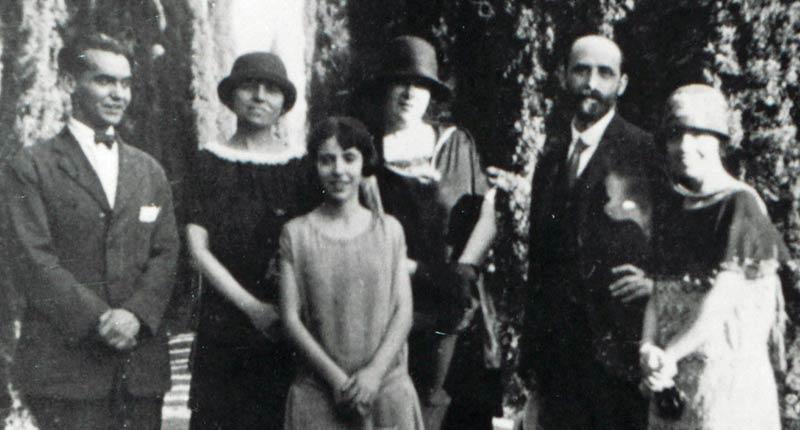 Días como aquellos. Granada, 1924 (Alfonso Alegre Heitzmann, 2019)