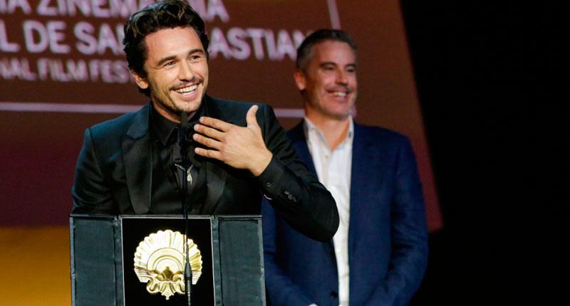 James Franco entre los nuevos nombres que compiten por la Concha de Oro