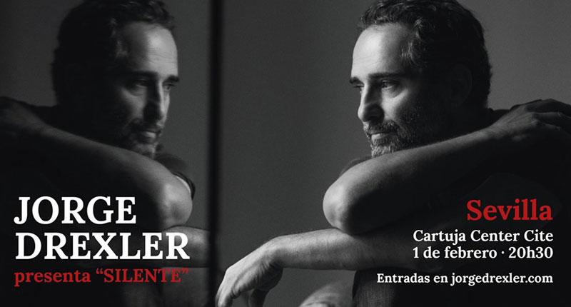 Jorge Drexler presenta en Sevilla su espectáculo 'Silente'