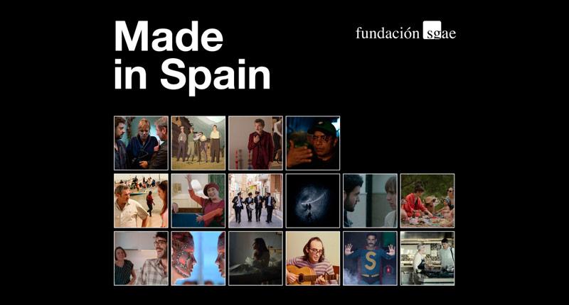 Dieciséis títulos integran la sección Made in Spain del Festival de San Sebastián