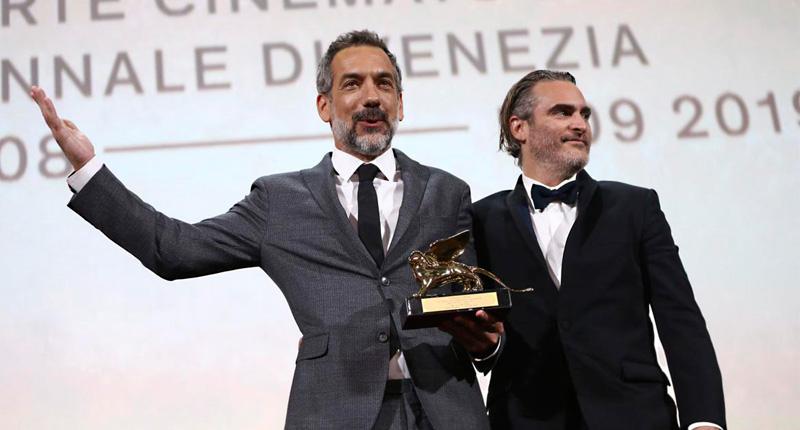 Todd Phillips gana el León de Oro en la Mostra de Venecia con 'Joker'