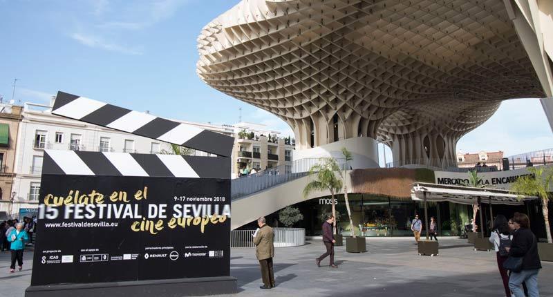 El Festival de Cine de Sevilla, entre los mejor valorados en el programa Media de la Unión Europea