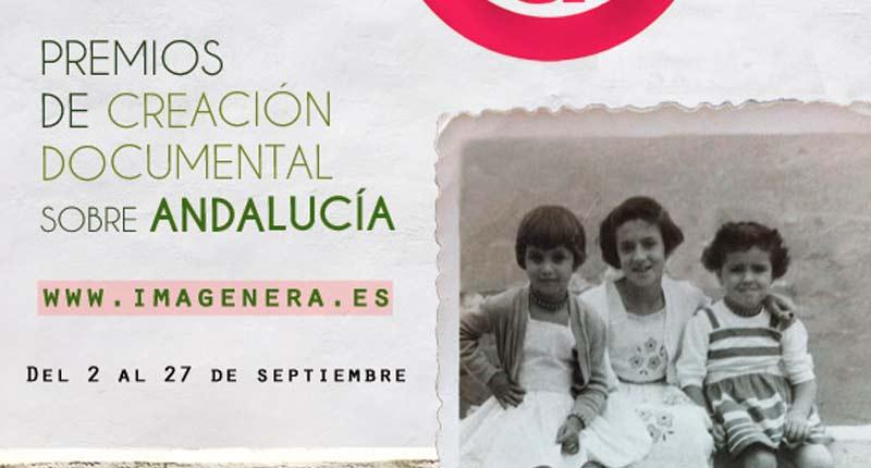 Convocada la XIII edición de los Premios de Creación Documental sobre Andalucía