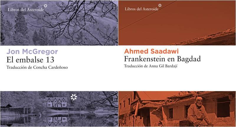 Libros del Asteroide facilita sus novedades editoriales de septiembre