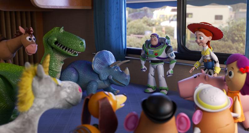 Toy Story ya no es solo para niños